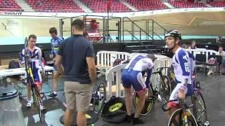 Cyclisme : les championnats masters sur piste se préparent