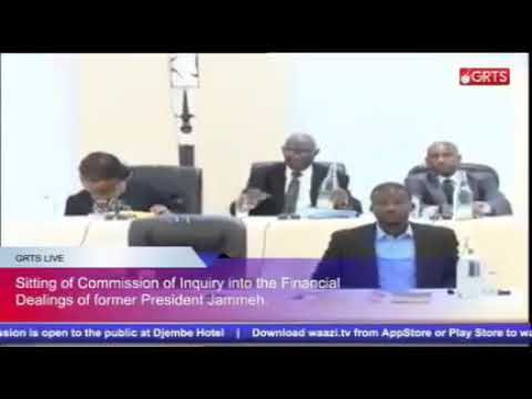 Full Coverage Of The 42ND Sitting Of The Gambia Commission Of Enquiry