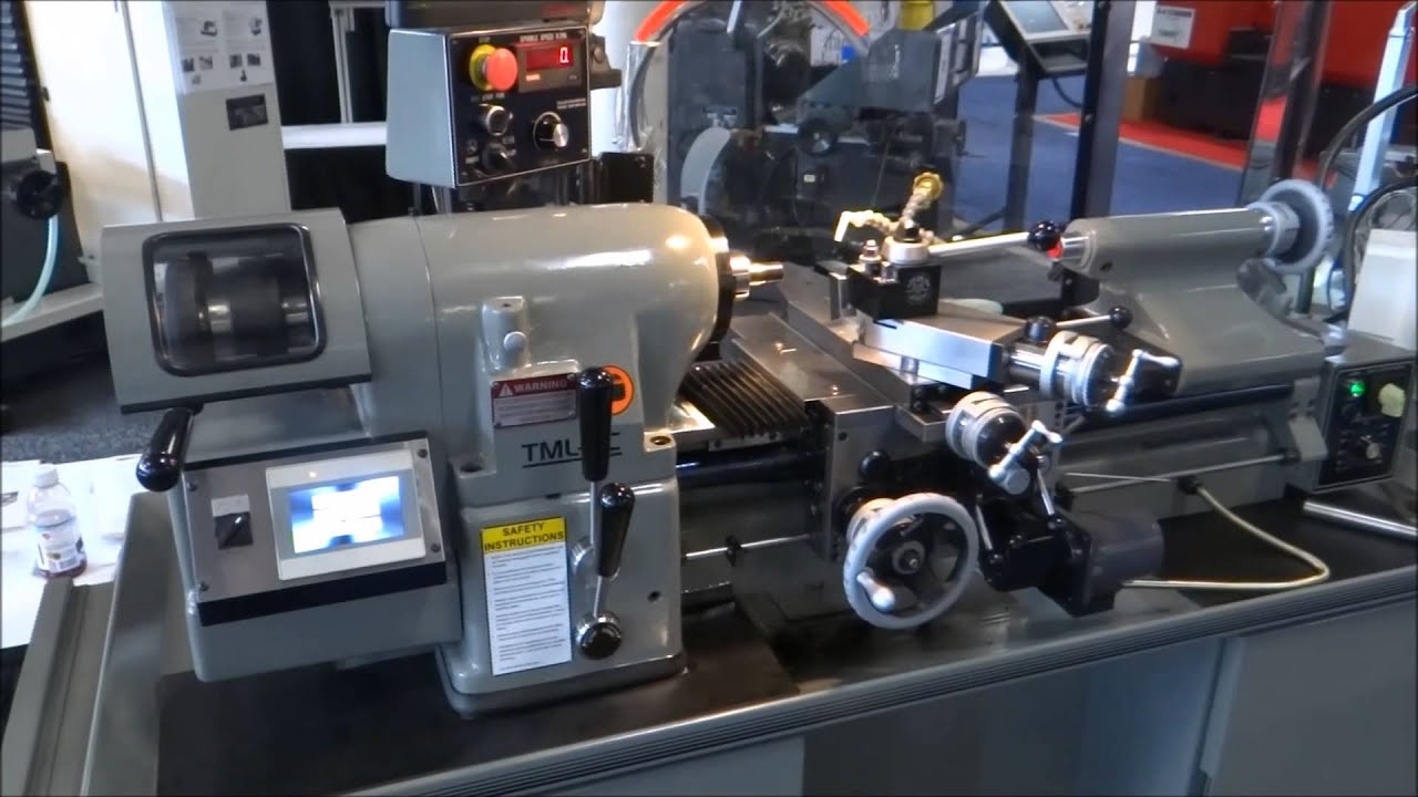 Tml 5cst Servo Threading Toolroom Lathe  Hardinge Hlv-h 5c Collet Style