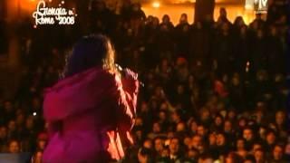 Giorgia Live in Rome 2008