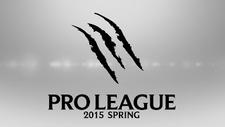 Pro League 2015 Knockout : Ozone vs IFIN (BO3)