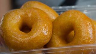 Lokma (Turkish Donut) - Turkey Eats Series 2011