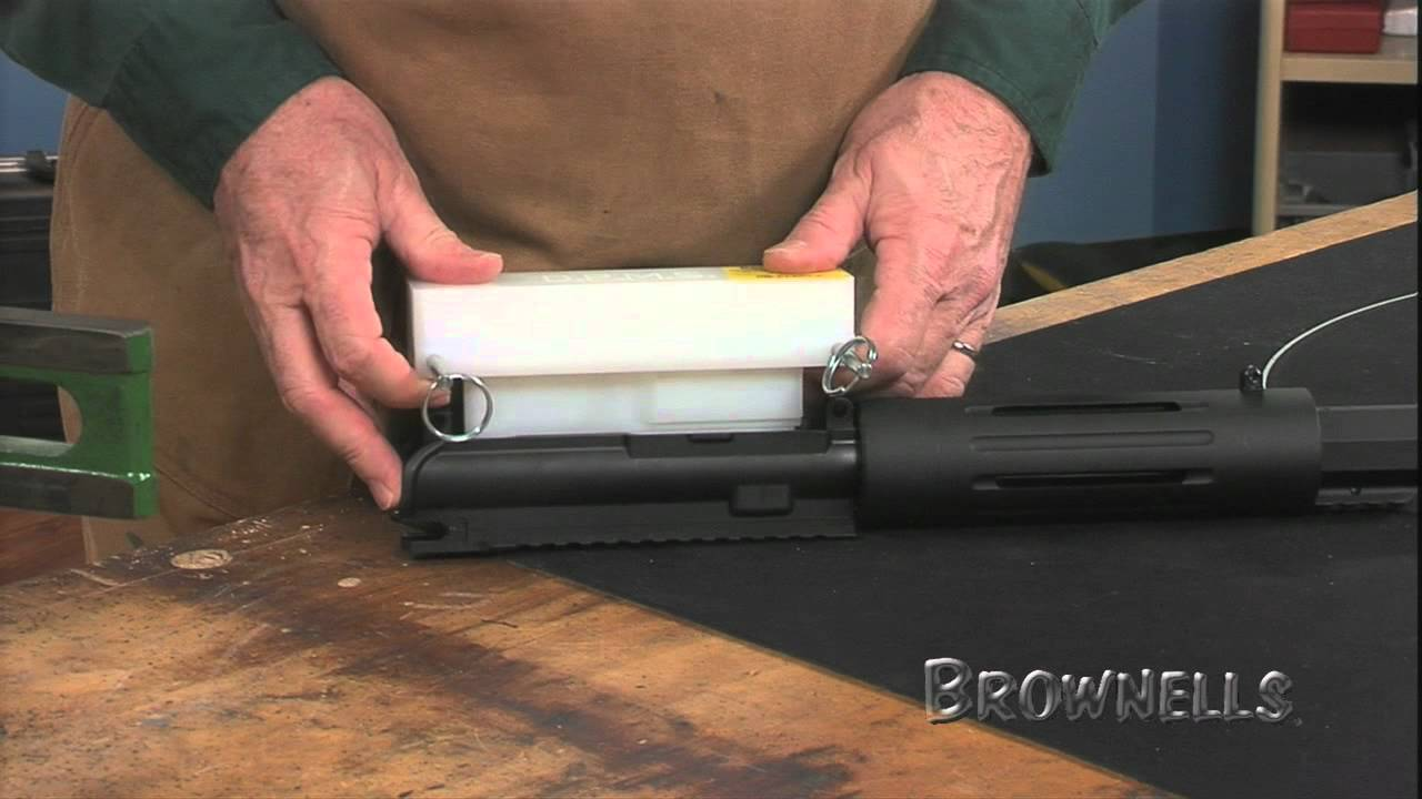 Brownells - AR-15/AR-Style  308 Upper Receiver Block by Brownells, Inc