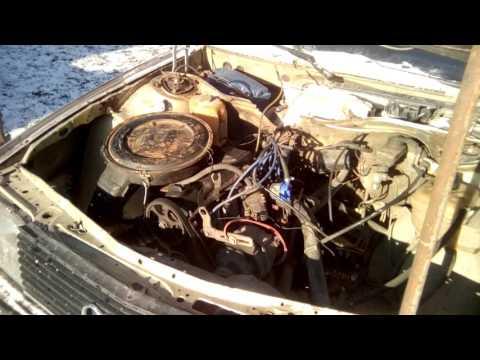 робота мотора AUDI 100 c3 1.8