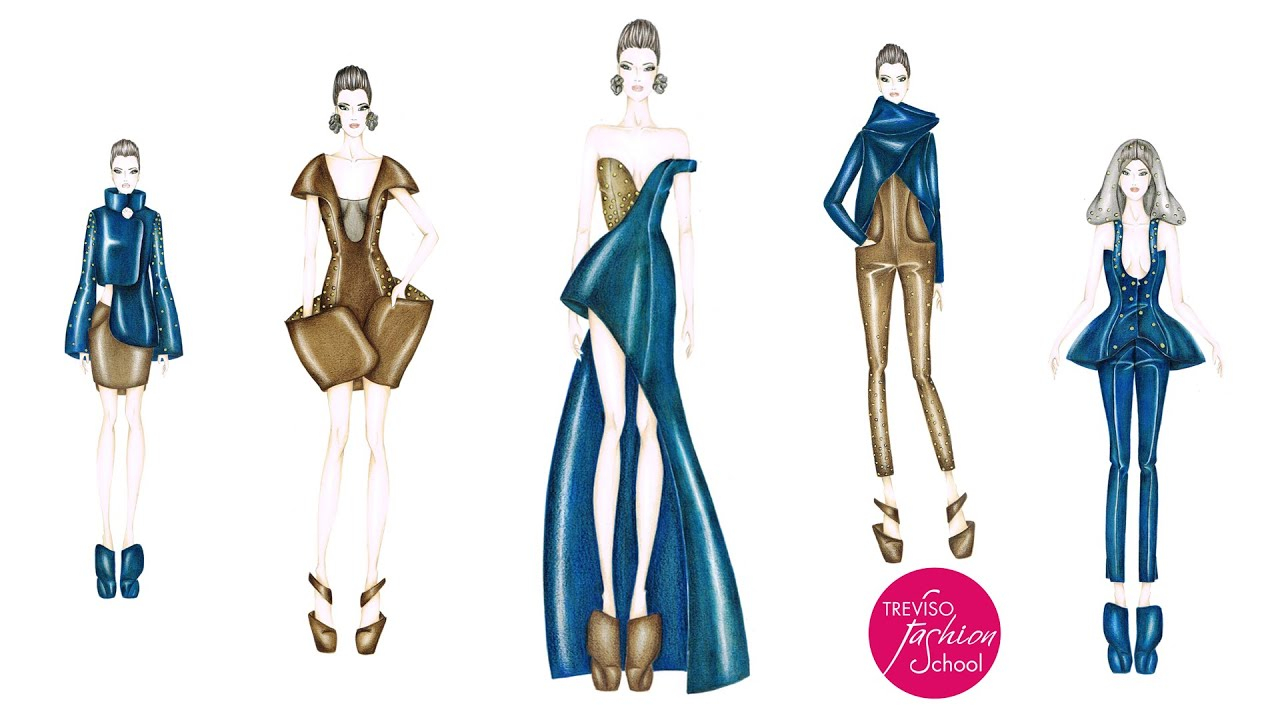 Rankings and Profiles of Fashion Design 28