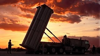 U.S. Deploys Thaad Missile System to South Korea
