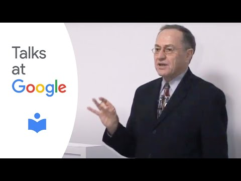 Authors@Google: Alan Dershowitz