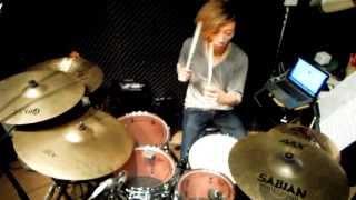 愛是最大權利 - 吳雨霏  (Drum Cover by Max)