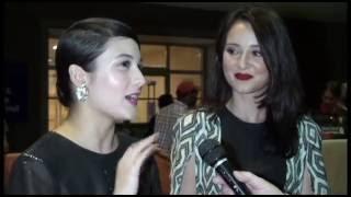 HEADSHOT World Premiere Interviews with Julie Estelle & Chelsea Islan