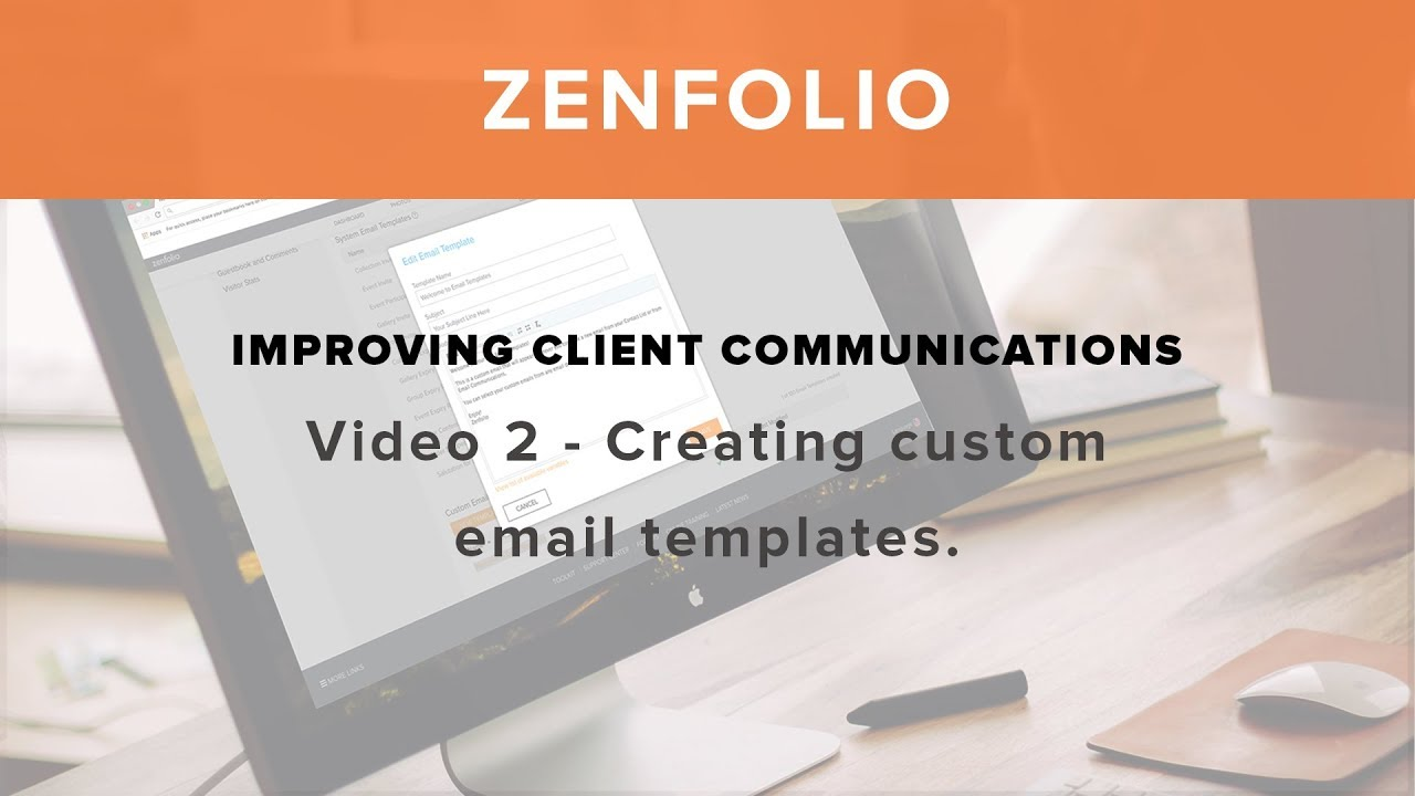6 ways to customise and make the most of your zenfolio website.