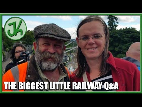 The Biggest Little Railway Q&A  JennyCam 50