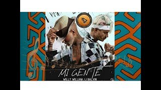 J. Balvin, Willy William - Mi Gente (RINGTONE)