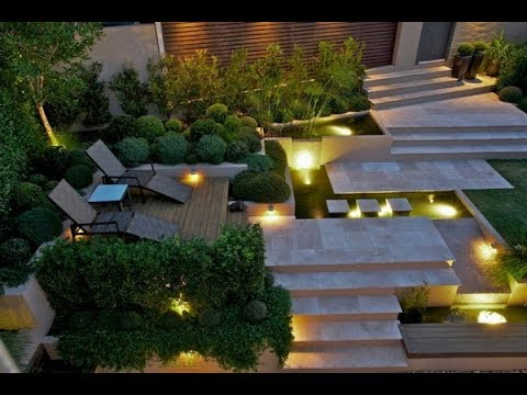 Garden Lighting Trends 2018 - Ideas for Harmonious Garden Design