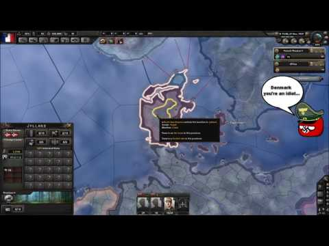 Hoi4 MP in a nutshell episode 19(Scandinavian Intervention)