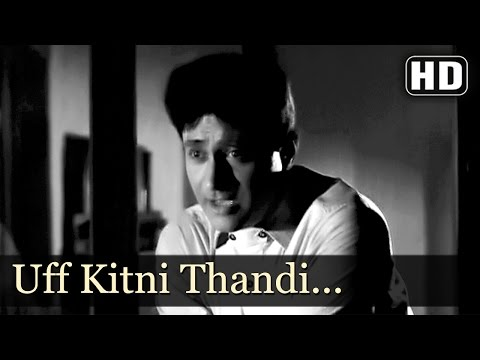 Kitni Thandi Hai Ye Rut - Dev Anand - Simi Garewal - Teen Deviyan - Old Hindi Songs - S.D