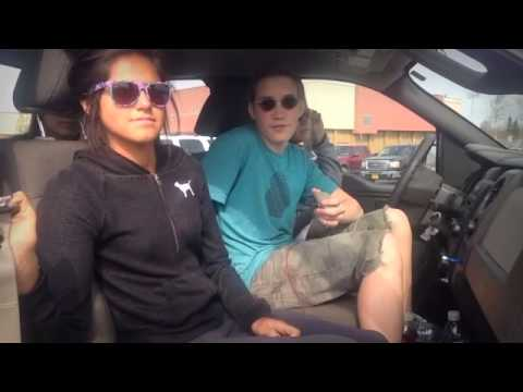 Dimond High School seatbelt campaign music video