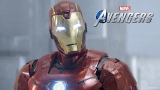 Marvel's Avengers: Superior Seminars - Iron Man