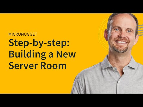 Beyond CCNA: Into the Server Room with Jeremy Cioara