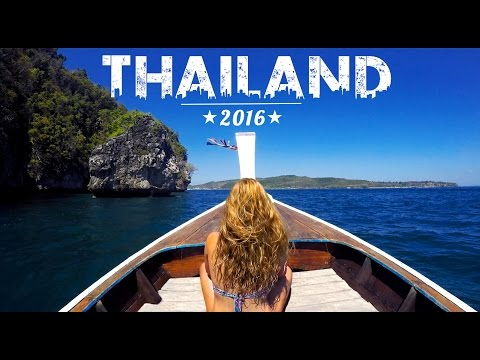 GoPro HERO 4 | AMAZING THAILAND TRIP | Travel