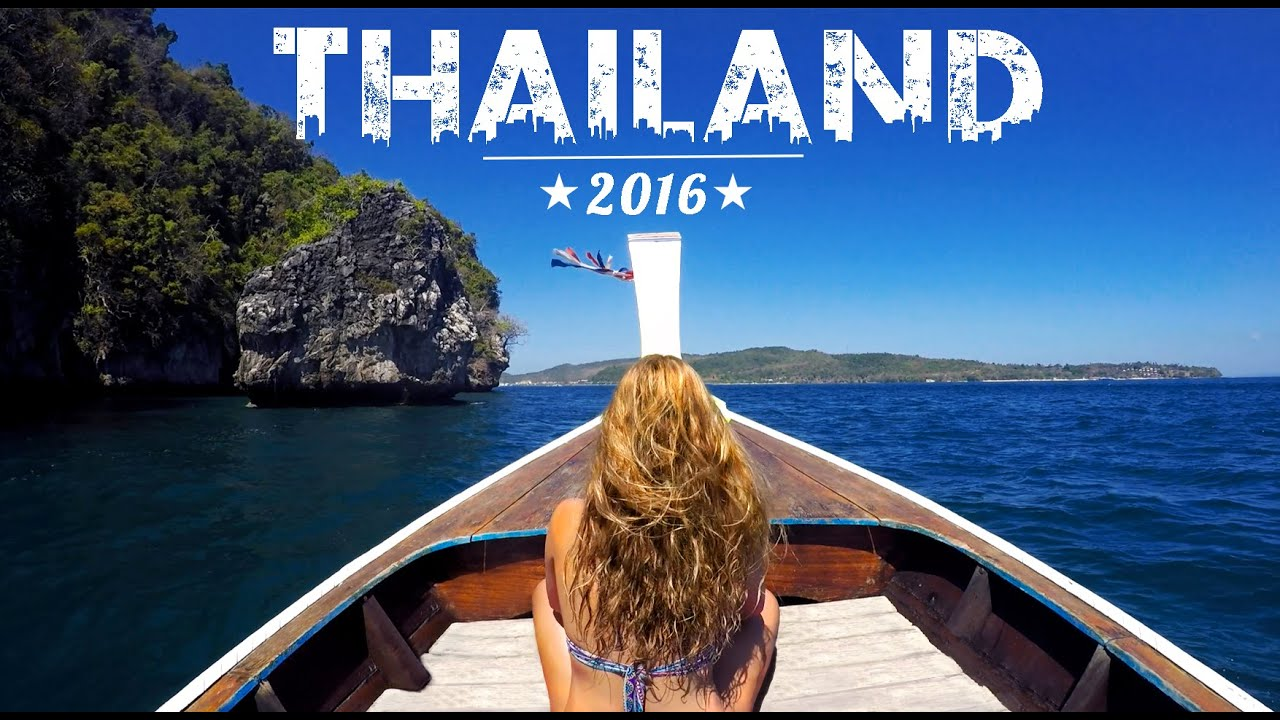 Trip Travel Gopro Hero 4 Amazing Thailand Trip Travel