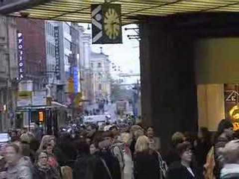 Express-Trip To Helsinki