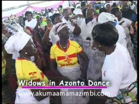 Azonto Dance made in Ghana by Widows @ NAWAC-2012