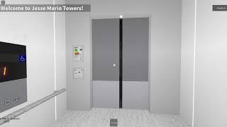 Jesse Mario Towers역 미쓰비씨 엘리베이터…