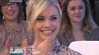 Repeat youtube video Dejana Talk Show - 6 SEZONA - MURKO - SVJETSKI FENOMEN PO KOLIČINI BIOENERGIJE - 19.10.2014