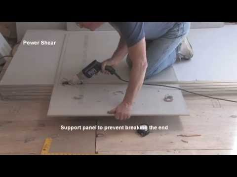 Fabricating And Installing Fiber Cement Boards Youtube