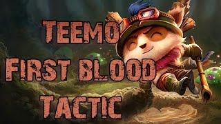 Teemo Tactic of Doom