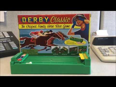 Desktop Horse Racing Derby
