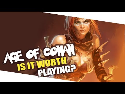 Age Of Conan: Is It Worth Playing in 2018? 🤔