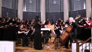 """""""Sicut erat"""" from """"Magnificat"""" by Nicola Porpora"""