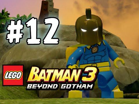 LEGO BATMAN 3 - BEYOND GOTHAM - LBA - EPISODE 12 (HD)