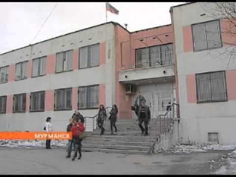 Учения судебных приставов в Мурманске
