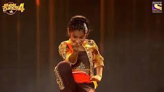 Anshika and Aryaan Full Performance on In Aankhon ki Masti   Super Dancer Chapter 4