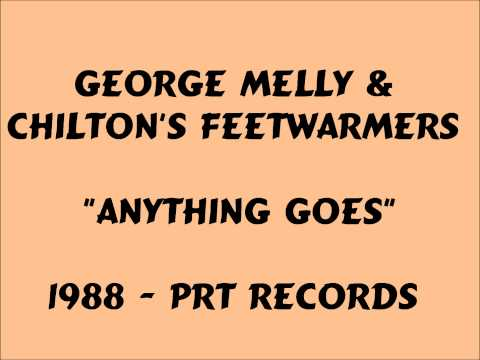 George Melly & Chilton's Feetwarmers - Anything Goes - 1988