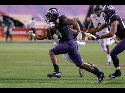 Highlights: Cal football falls in overtime to TCU after unbelievable turnover-ridden defensive...