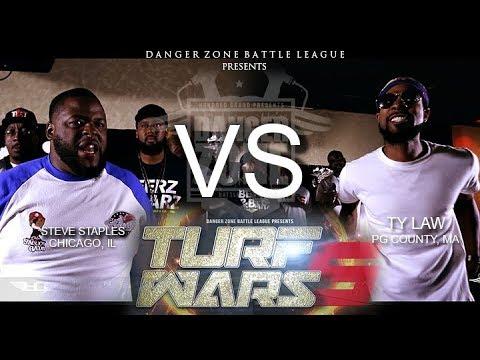 Danger Zone Battle League: Steve Staples vs Ty Law
