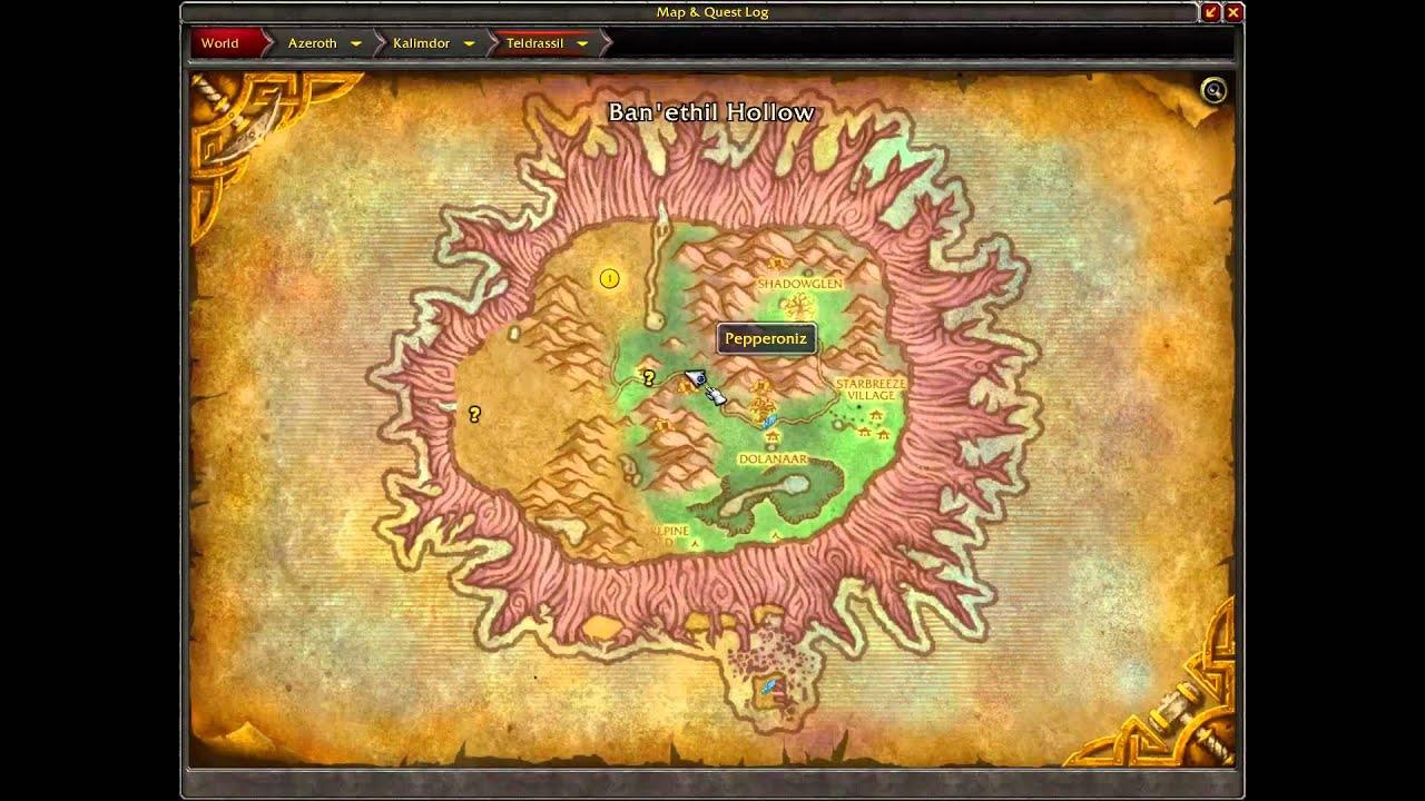 World of warcraft elf dance 3