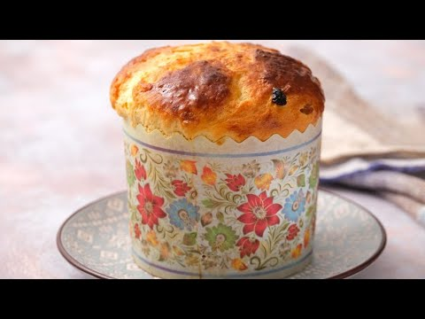 How To Make Italian Panettone At Home Step By Step!