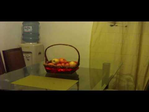Indoor 4 Channel PicooZ Stunts : Double Loop Pass - YouTube
