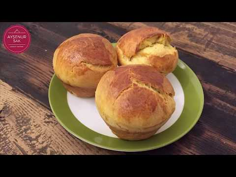 Fransız Ekmeği Tarifi | Brioche Bread Nasıl Yapılır | Ekmek Yapımı