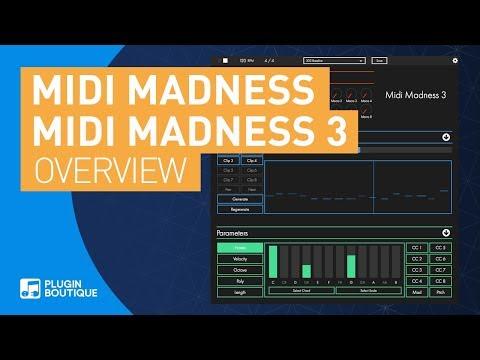 MIDI Madness 3 | Generate MIDI Melodies