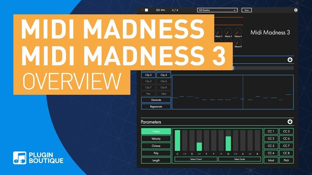 midi madness 3 vs riffer
