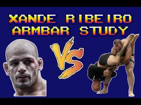 Xande Ribeiro Armbar Study ADCC 2017