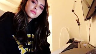 Madison Beer Video Games Lana Del Rey Cover