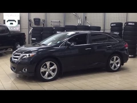 2015 toyota venza limited review youtube. Black Bedroom Furniture Sets. Home Design Ideas