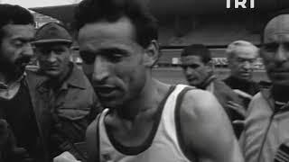 1981 yılında Atatürk Uluslararası Asya-Avrupa Maratonu