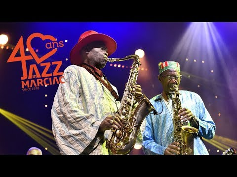 "Orchestra Baobab ""Nijaay"" @Jazz_in_Marciac 10 août 2017"
